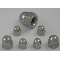 Outer Stainless steel Domed cap nut